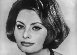 Кинозвезда Софи Лорен (Sophia Loren)