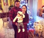 Актриса Илана Юрьева с семьей