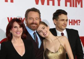 Актеры Меган Маллалли (Megan Mullally), Брайан Крэнстон (Bryan Cranston), Зои Дойч (Zoey Deutch), Джеймс Франко (James Franco)