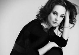 Актриса Ирина Медведева
