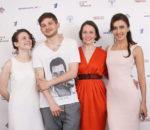 Екатерина Мцитуридзе и Кантемир Балагов в Каннах