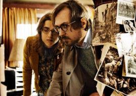 Кадр их фильма «Вчерашний расцвет» Ларс Айдингер