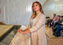 Анастасия Макеева преподает