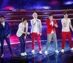 Группа One Direction в полном составе