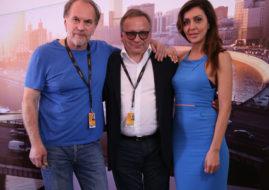 Каннский кинофестиваль, Cannes Film Festival, Алексей Гуськов, Игорь Угольников, Екатерина Мцитуридзе