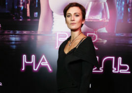 Актриса Ирина Вилкова