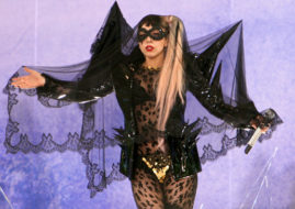 Леди Гага (Lady Gaga) / © TJ Sengel / flickr