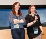 Лори Симмонс (Laurie Simmons) и Лина Данэм (Lena Dunham) / © Alison Harbaugh for Maryland Film Festival / flickr