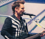 Солист группы Muse Мэтт Беллами (Matt Bellamy) / © mayeesherr. / flickr