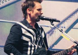 Солист группы Muse Мэтт Беллами (Matt Bellamy) / © mayeesherr. / flickr