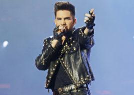 Адам Ламберт (Adam Lambert) на концерте группы Queen / © Tatianka1986 / flickr