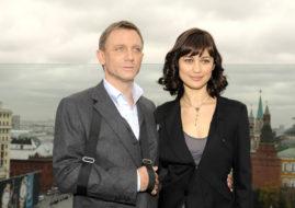 Дэниел Крэйг (Daniel Craig) и Ольга Куриленко (Olga Kurylenko) / © discutivo / flickr