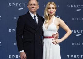Дэниел Крэйг (Daniel Craig) и Леа Сейду (Lea Seydoux) / © Imaginechina-Editorial / Depositphotos.com