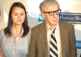 Вуди Аллен (Woody Allen) с женой Сун-И Превин (Soon-Yi Previn) / © David Shankbone / flickr