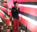 Солист группы Green Day Билли Джо Армстронг