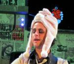 Вокалист группы Green Day Билли Джо Армстронг