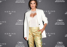Ева Лонгория (Eva Longoria) / © Kering Talks Women In Motion / Vittorio Zunino Celotto