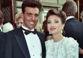 Джим Тюрилли (Jim Turilli) и Джейн Сеймур (Jane Seymour) на церемонии вручения премии «Эмми» (Emmy Awards) в 1988 году / © Alan Light / flickr