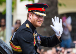 Принц Гарри (Prince Harry) / © Michael Garnett / flickr