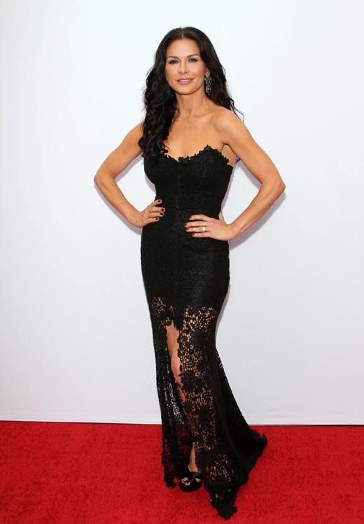 Кэтрин Зета-Джонс (Catherine Zeta-Jones) / s_bukley / Shutterstock.com