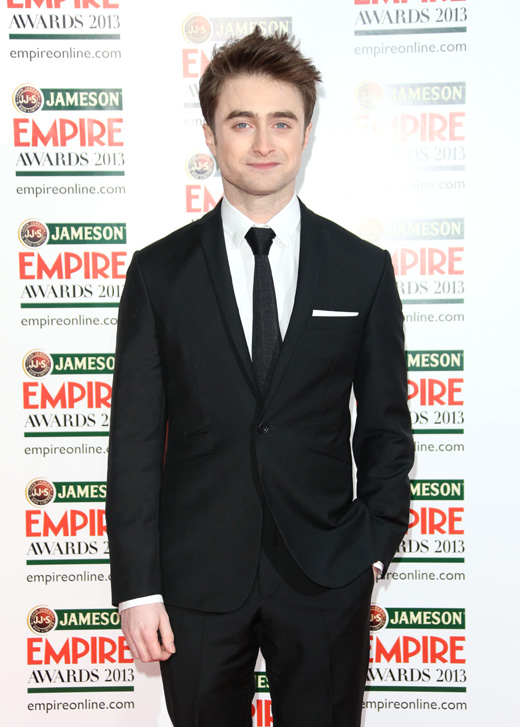 Актер Дэниел Рэдклифф (Daniel Radcliffe) / Featureflash / Shutterstock.com