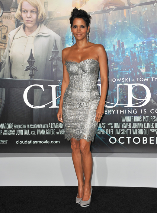 Актриса Хэлли Берри (Halle Berry) / Jaguar PS / Shutterstock.com