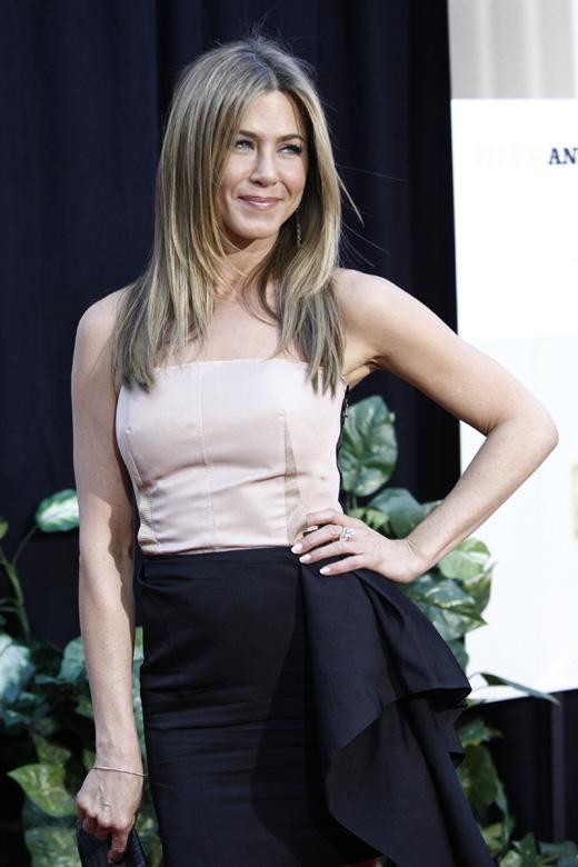 Актриса Дженнифер Энистон (Jennifer Aniston) / Joe Seer / Shutterstock.com