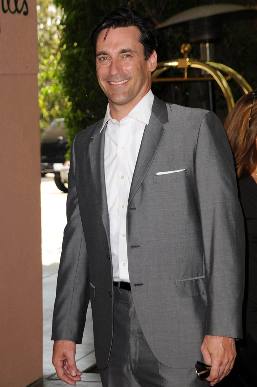 Звезда сериала «Безумцы» (Mad Men) Джон Хэмм (Jon Hamm) / s_bukley / Shutterstock.com