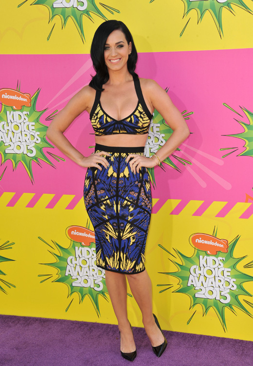 Певица Кэти Перри (Katy Perry) / Featureflash / Shutterstock.com