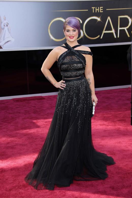 Телеведущая Келли Осборн (Kelly Osbourne) / s_bukley / Shutterstock.com