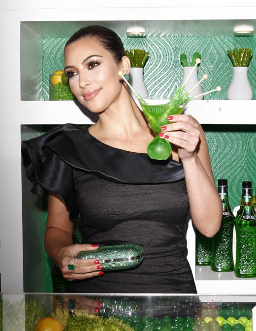 Ким Кардашян (Kim Kardashian / © Phil Stafford / Shutterstock.com