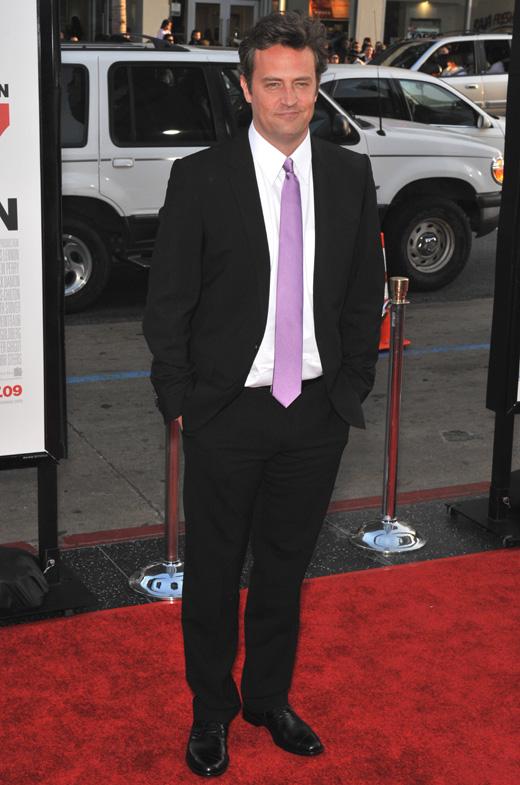 Звезда сериала «Друзья» (Friends) Мэттью Перри (Matthew Perry) / © Jaguar PS / Shutterstock.com