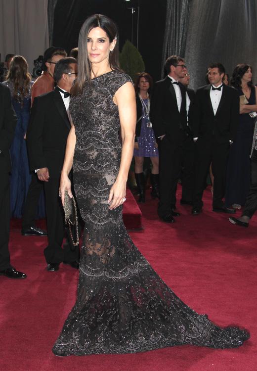 Сандра Буллок (Sandra Bullock) / Helga Esteb / Shutterstock.com