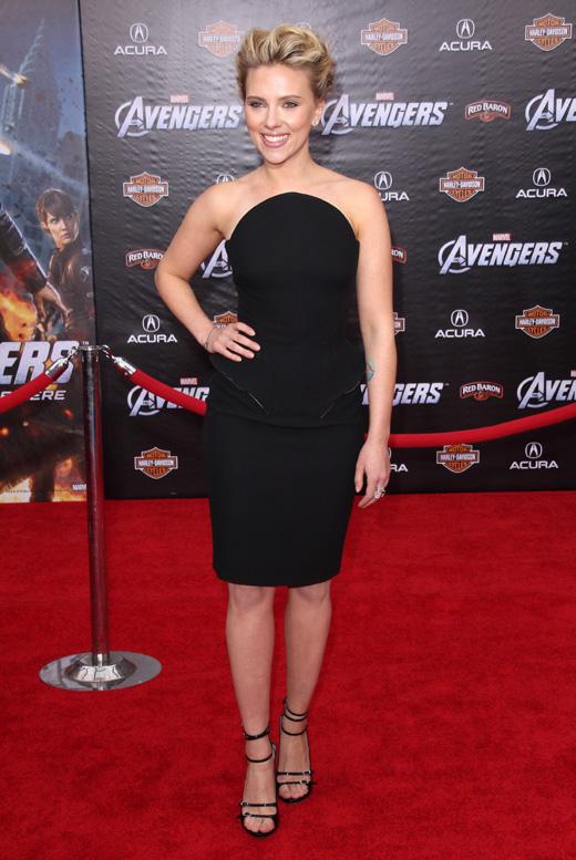 Актриса Скарлетт Йоханссон (Scarlett Johansson) / s_bukley / Shutterstock.com