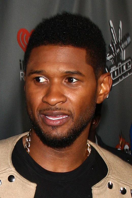 Певец Ашер (Usher) / Helga Esteb / Shutterstock.com