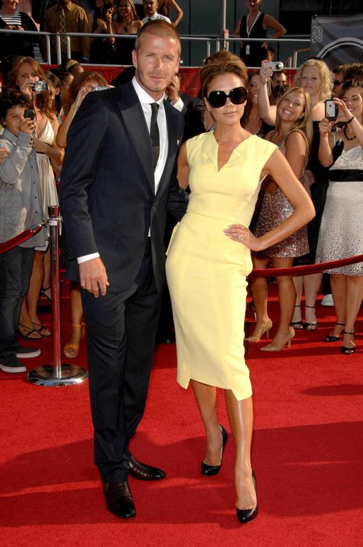 Дэвид Бекхэм (David Beckham) и Виктория Бекхэм (Victoria Beckham) / © s_bukley / Shutterstock.com