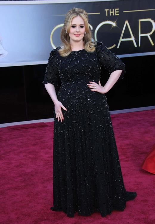 Певица Адель (Adele) / © s_bukley / Shutterstock.com