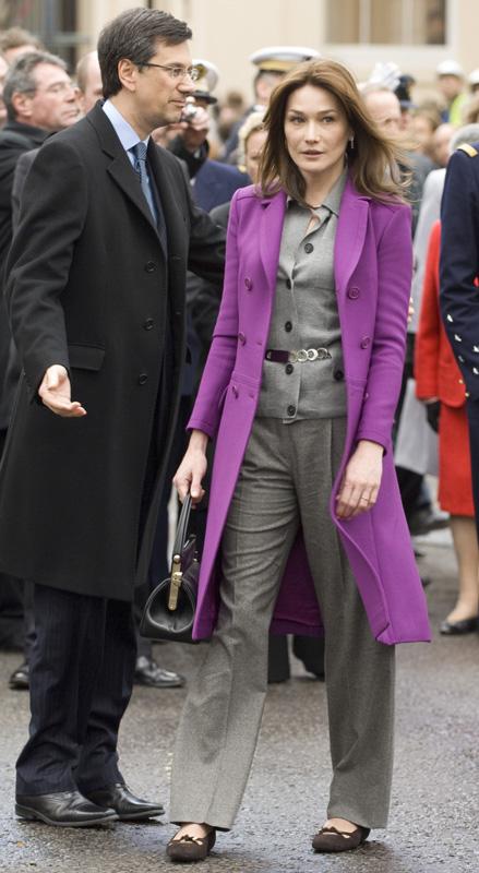 Карла Бруни (Carla Bruni) / Entertainment Press / Shutterstock.com
