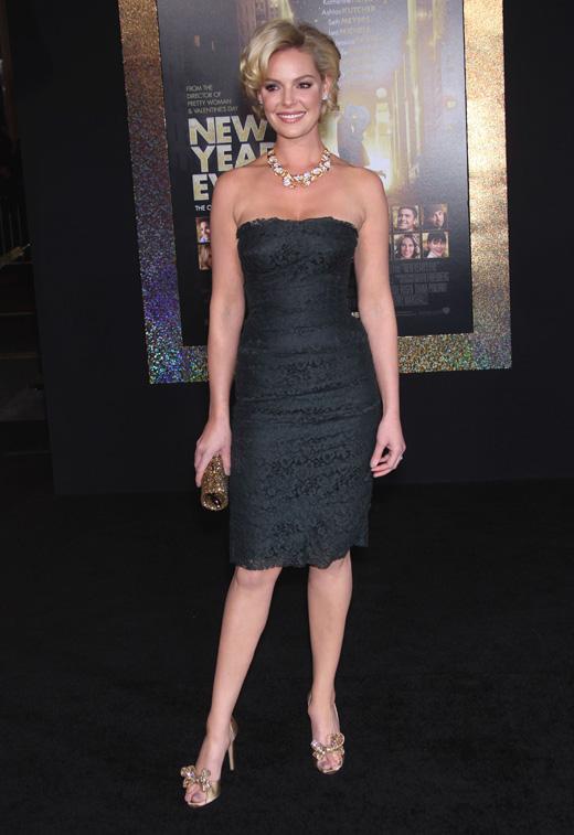 Актриса Кэтрин Хейгл (Katherine Heigl) / DFree / Shutterstock.com