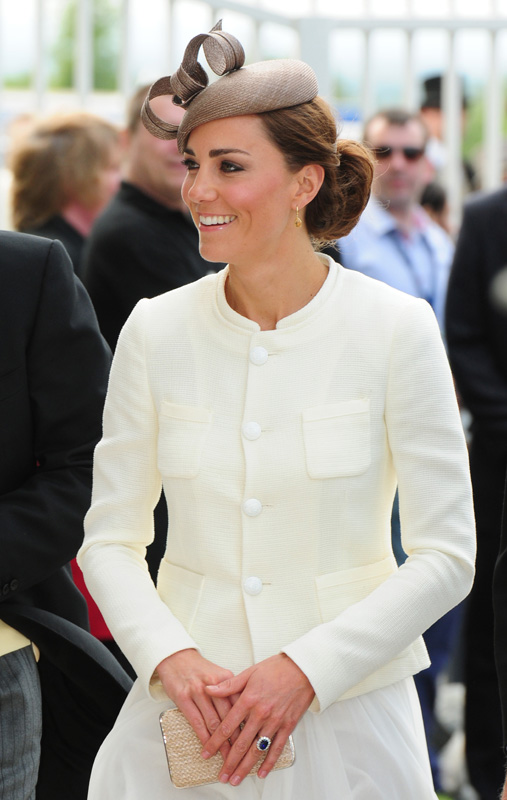 Герцогиней Кэтрин (Duchess Catherine) / Featureflash / Shutterstock.com