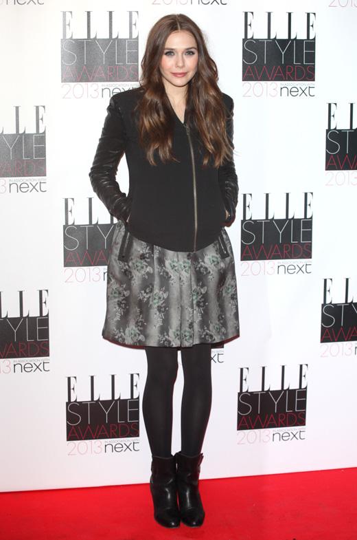 Актриса Элизабет Олсен (Elizabeth Olsen) / Featureflash / Shutterstock.com