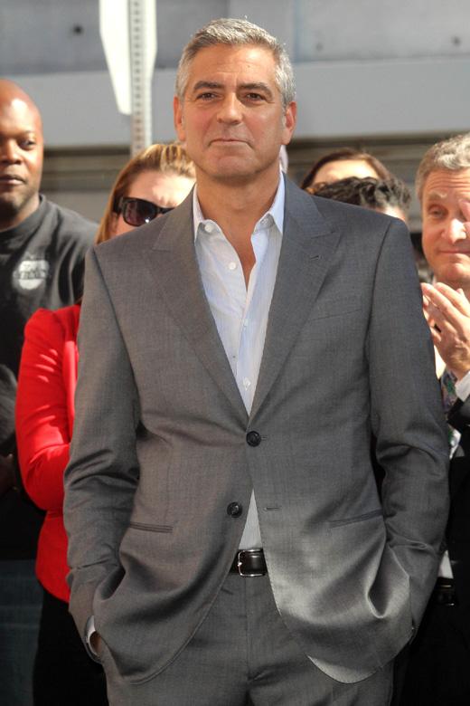 Джордж Клуни (George Clooney) / © s_bukley / Shutterstock.com