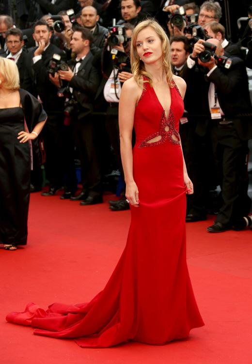 Модель и актриса Джорджия Мэй Джаггер (Georgia May Jagger) / Featureflash / Shutterstock.com