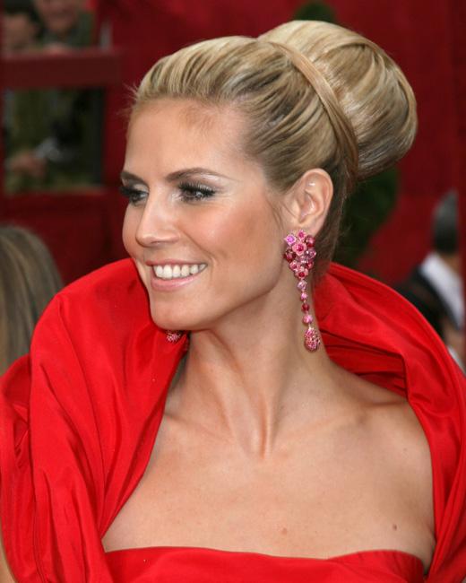 Немецкая модель Хайди Клум (Heidi Klum) / carrie-nelson / Shutterstock.com