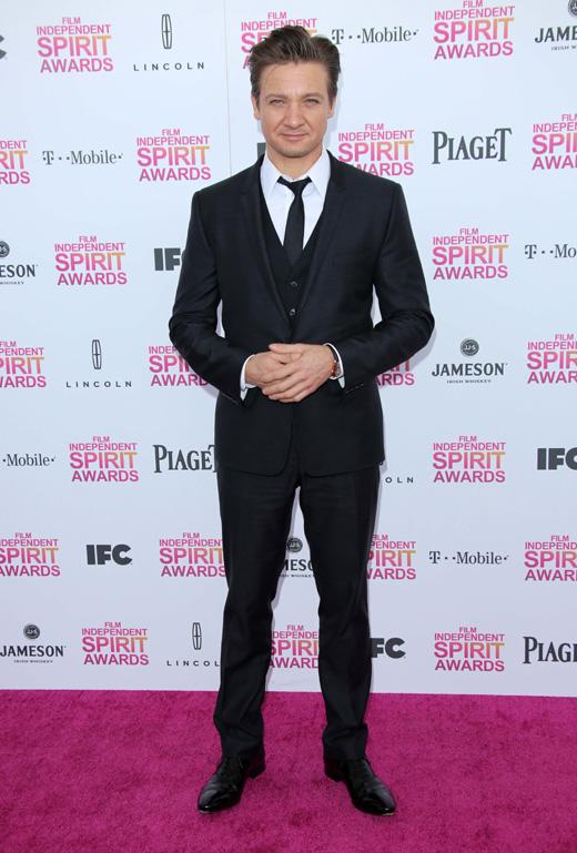 Актер Джереми Реннер (Jeremy Renner) / © s_bukley / Shutterstock.com
