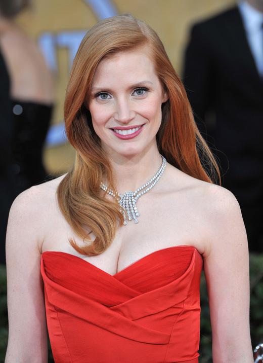 Актриса Джессика Честейн (Jessica Chastain) / Featureflash / Shutterstock.com