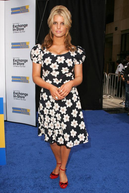 Джессика Симпсон (Jessica Simpson) / © s_bukley / Shutterstock.com