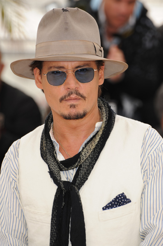 Джонни Депп (Johnny Depp) / © Jaguar PS / Shutterstock.com