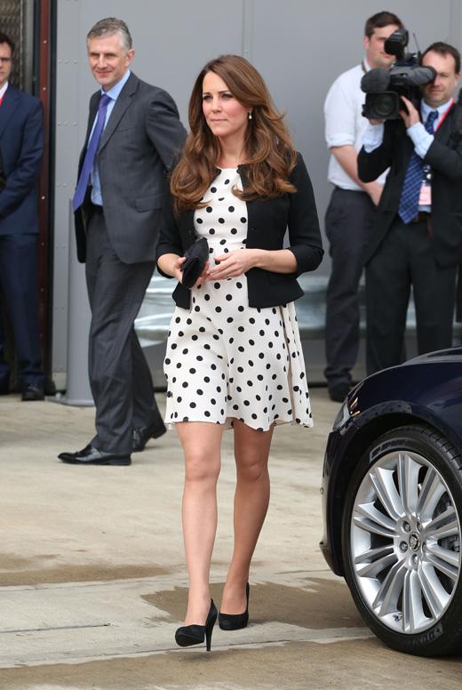Герцогиня Кэтрин (Duchess of Cambridge Catherine) / Featureflash / Shutterstock.com