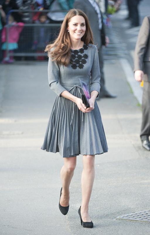 Герцогиня Кембриджская Кэтрин (Duchess Of Cambridge Catherine) / Featureflash / Shutterstock.com
